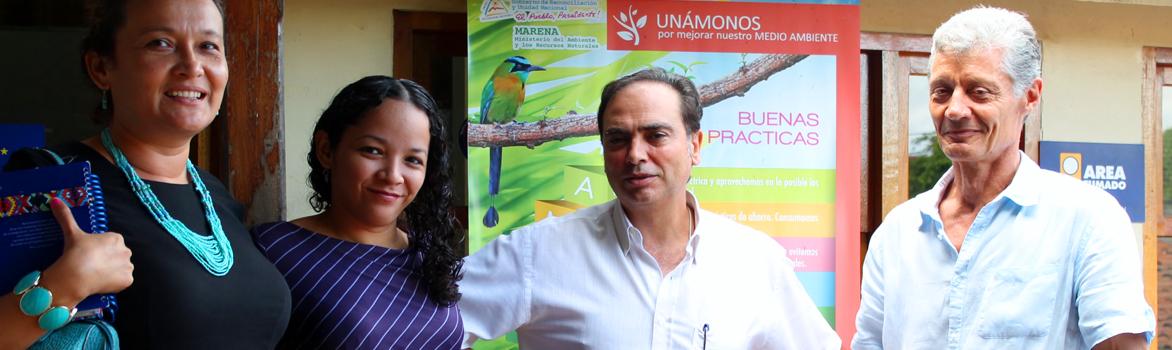 """Proyecto """"Gestión de la Calidad Ecoturística en Nicaragua"""""""